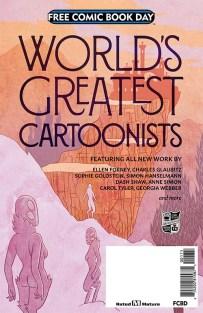 WORLD'S GREATEST CARTOONISTS Fantagraphics