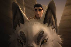 """Star Wars Rebels"" episodes - ""Wolves and a Door"" and ""A World Between Worlds"""