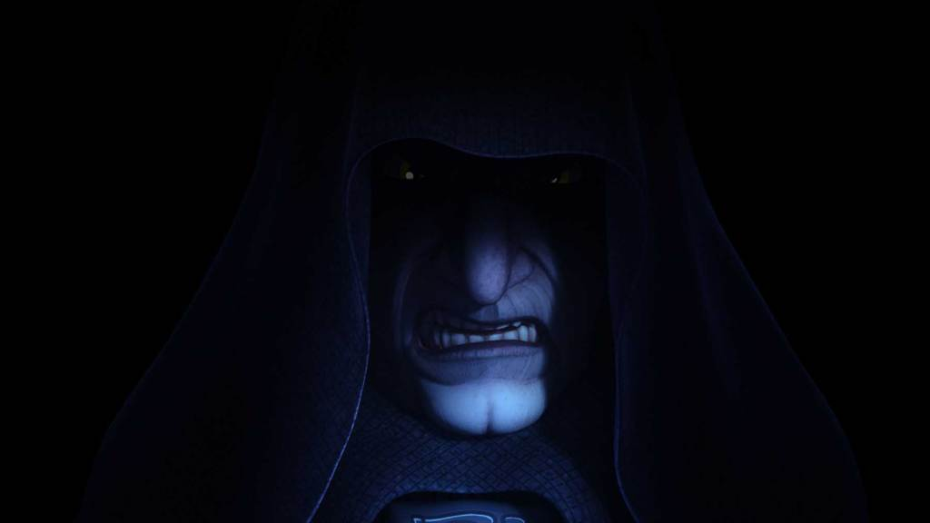 Ian McDiarmid returns as Emperor Palpatine in Star Wars Rebels