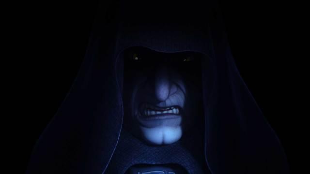 Ian McDiarmid returns as Emperor Palpatine in Star Wars Rebels