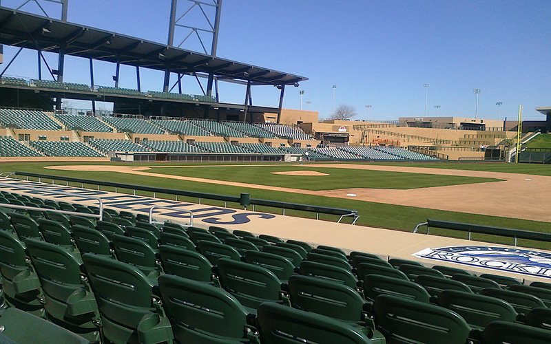The green light: ASU, Salt River Fields team up, move forward to make sustainability priority