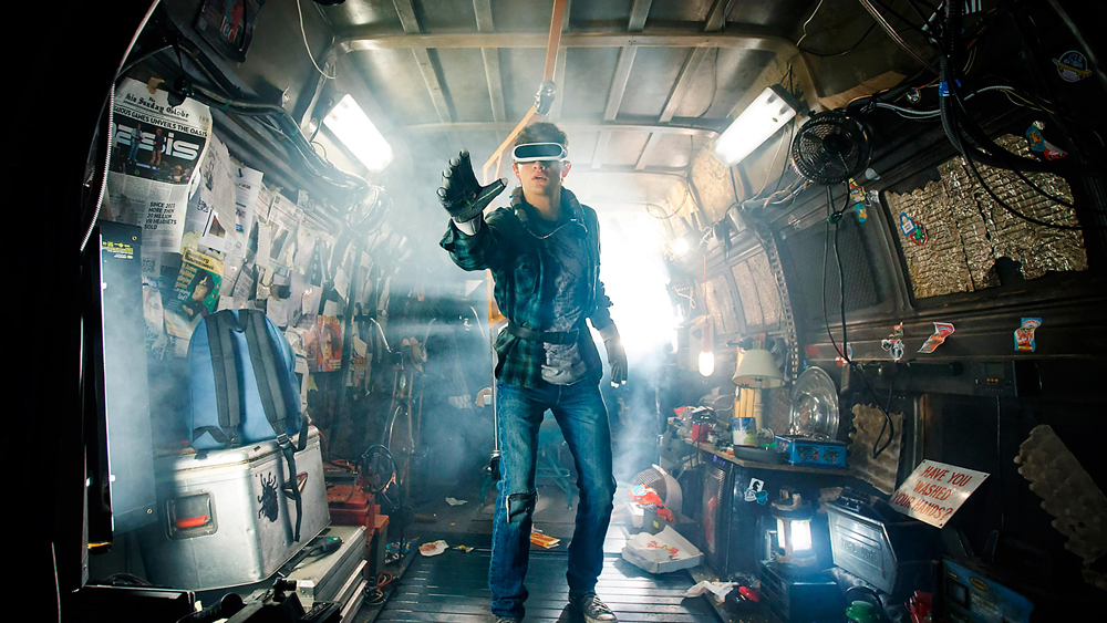 Ready Player One film adaptation (Warner Bros.)