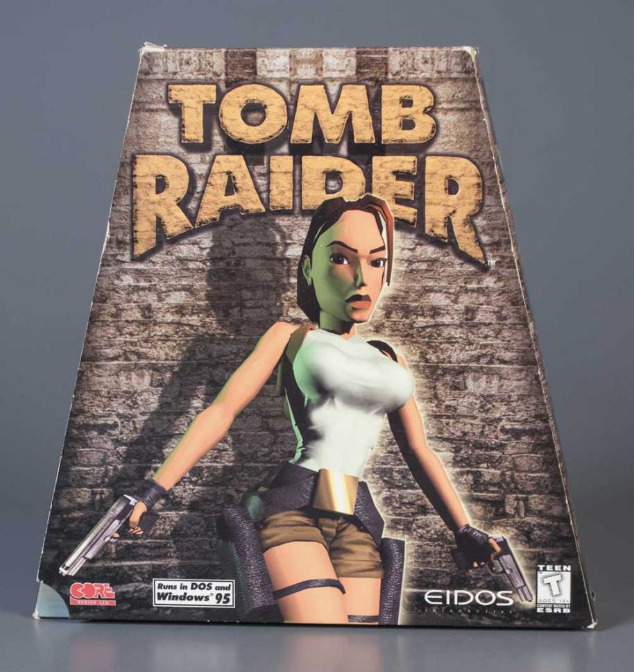 Tomb Raider in World Video Game Hall of Fame 2018