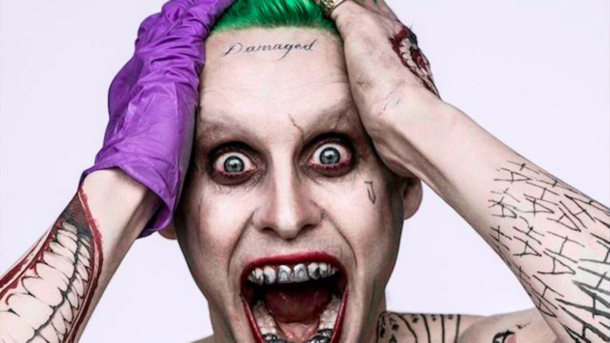 Jared Leto as Joker