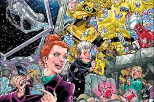 Mystery Science Theater 3000 comic