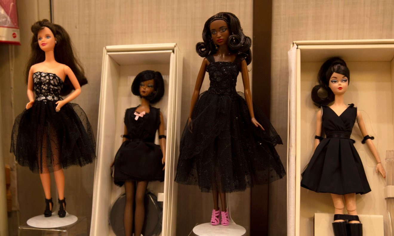 Since Mattel released the first African-American doll in 1980, it has created hundreds of Barbie dolls in various skin tones and from cultures around the world. (Photo by Vivian Meza/Cronkite News)