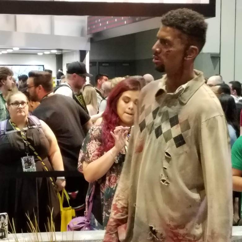 The Walking Dead at San Diego Comic-Con 2018