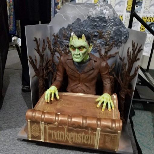Frankenstein's 200th Birthday Cake