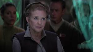 Leia Organa in The Force Awakens
