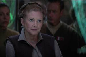 Leia Organa in The Force Awakens