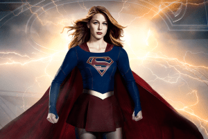 Supergirl on CW