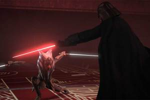 Star Wars Rebels: World Between Worlds