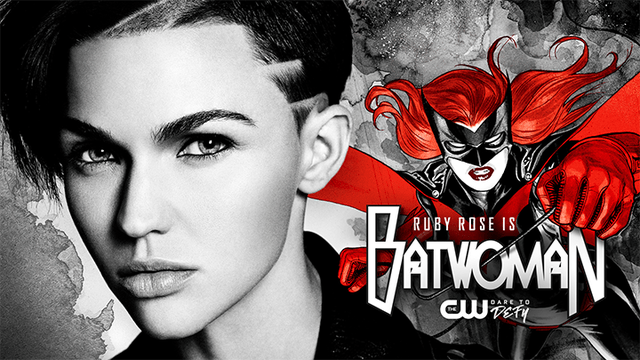 Ruby Rose to Play Batwoman on The CW