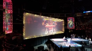 The finals for Evo took on a level of grandeur within the Mandalay Bay Events Center.