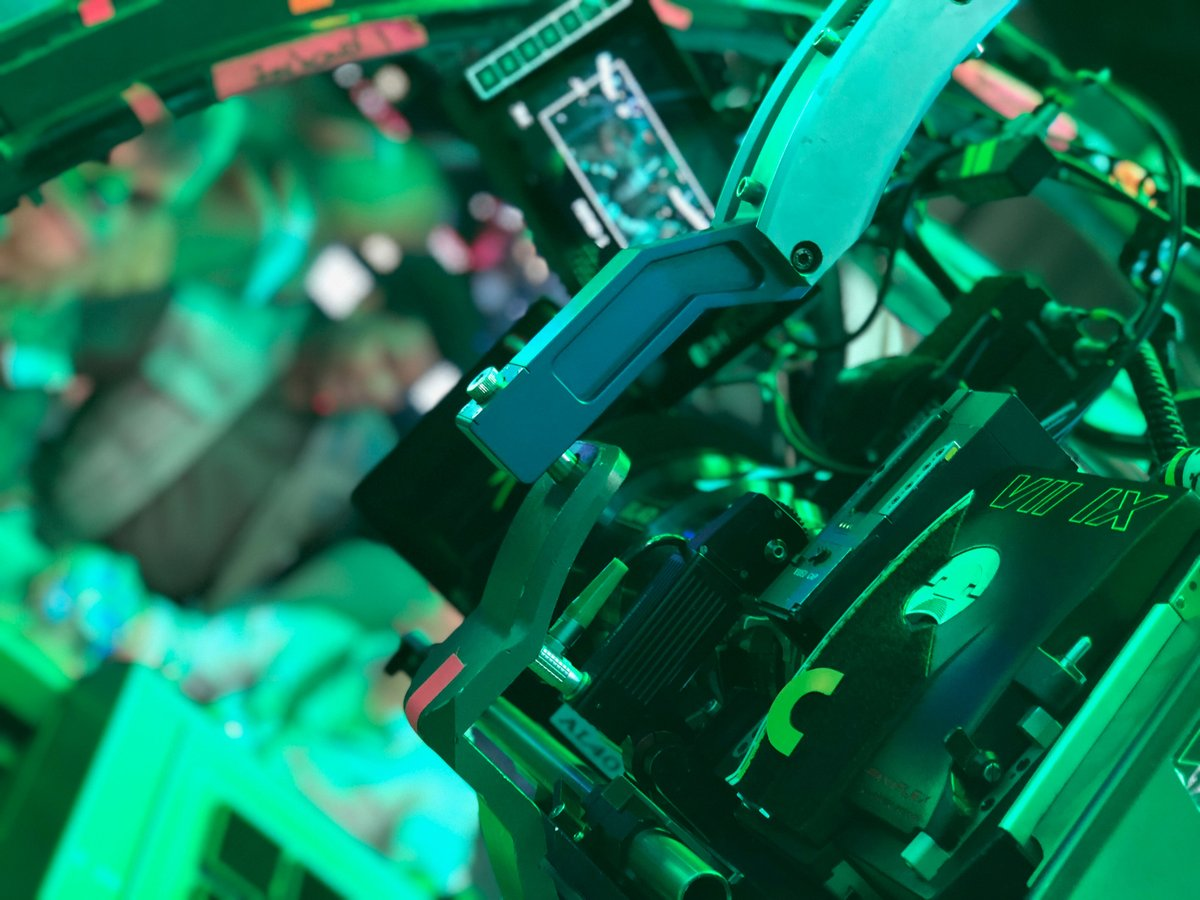 J.J. Abrams marks start of Episode IX production with set photo