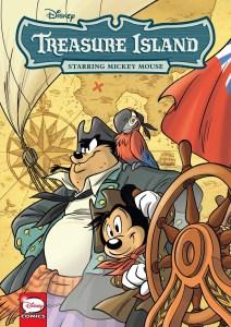 Disney Treasure Island, Starring Mickey Mouse
