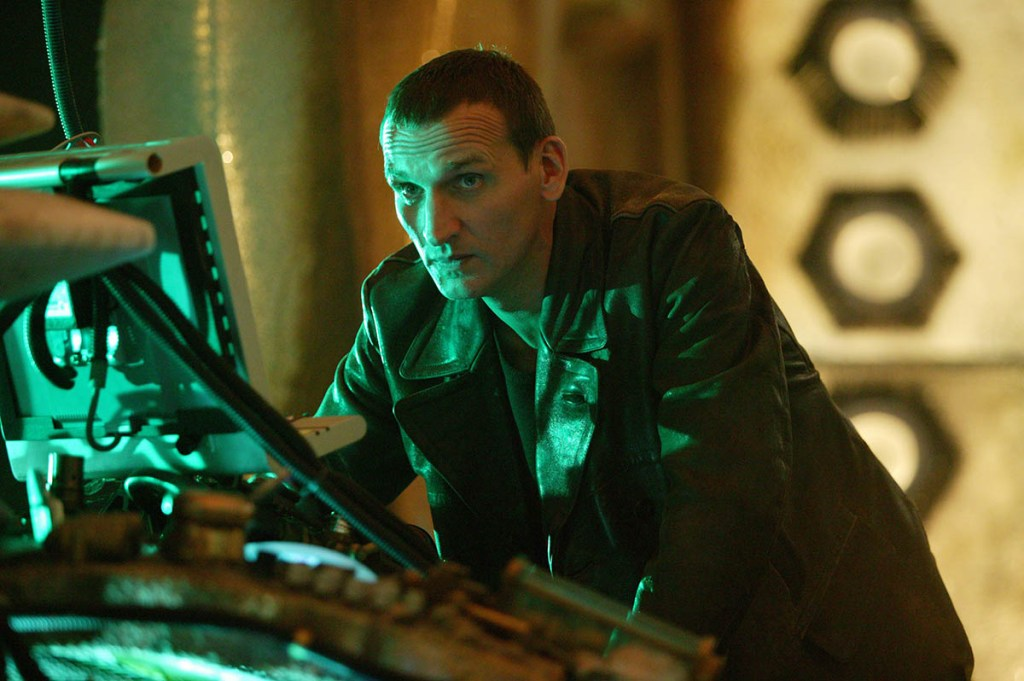 Christopher Eccleston will play the Ninth Doctor again