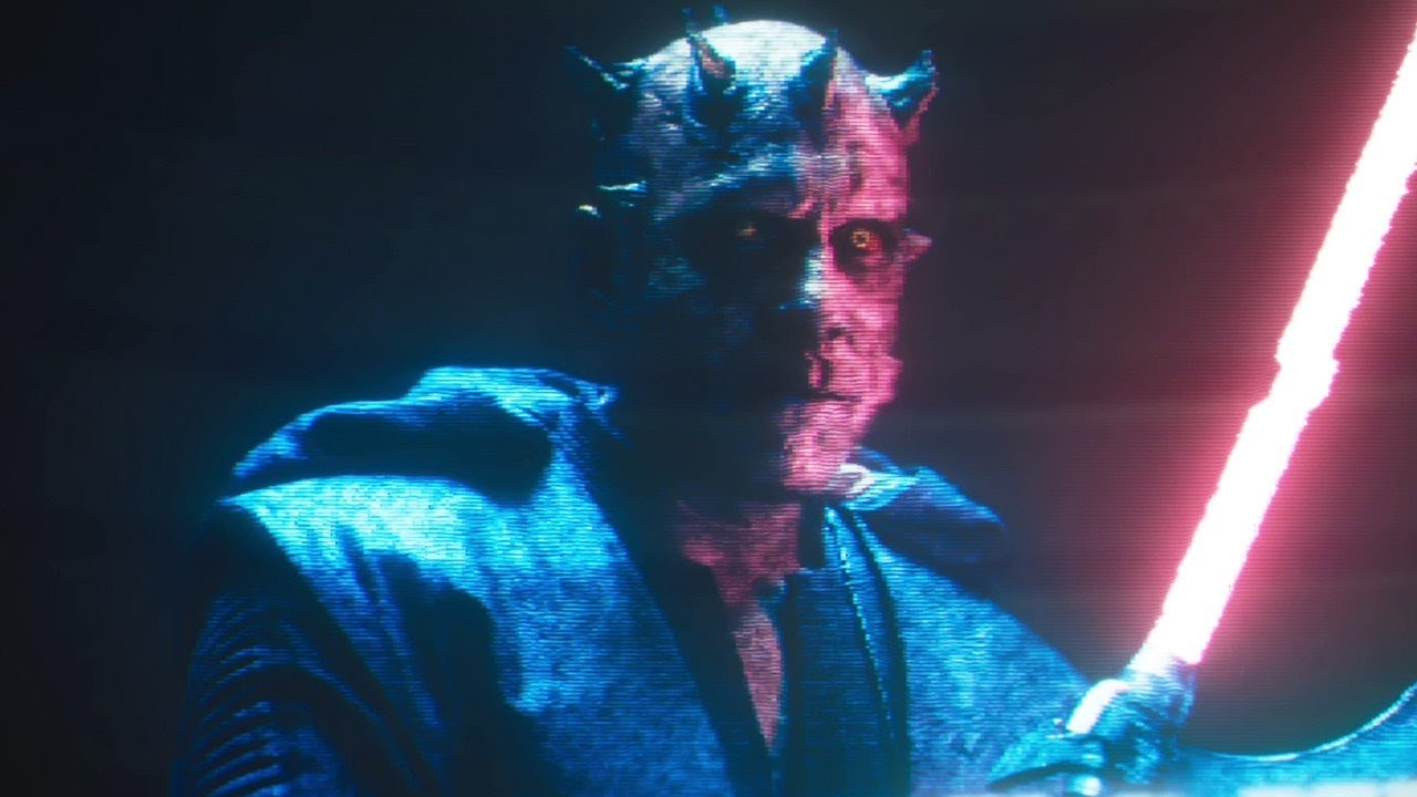 Maul in Solo: A Star Wars Story