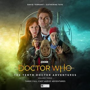 Doctor Donna audio adventures from Big Finish