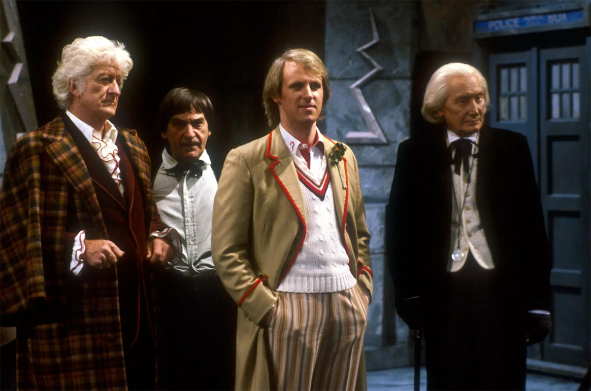 Doctor Who: The Five Doctors (BBC)