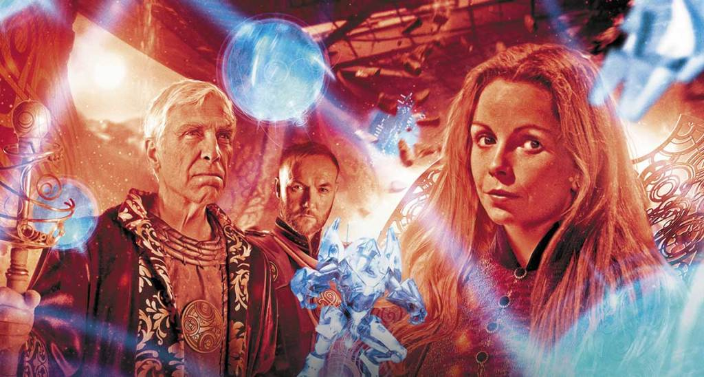 Big Finish's Doctor Who spinoff Gallifrey: Time War shows a different face of Rassilon