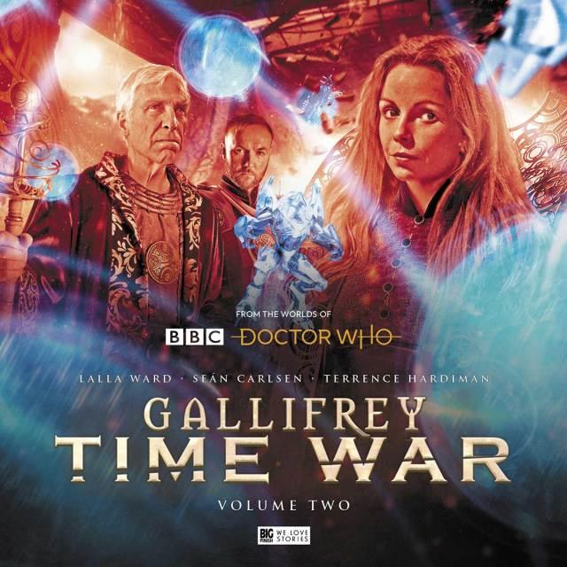 Rassilon joins Gallifrey: Time War