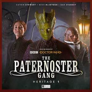 Doctor Who Big Finish Paternoster Gang