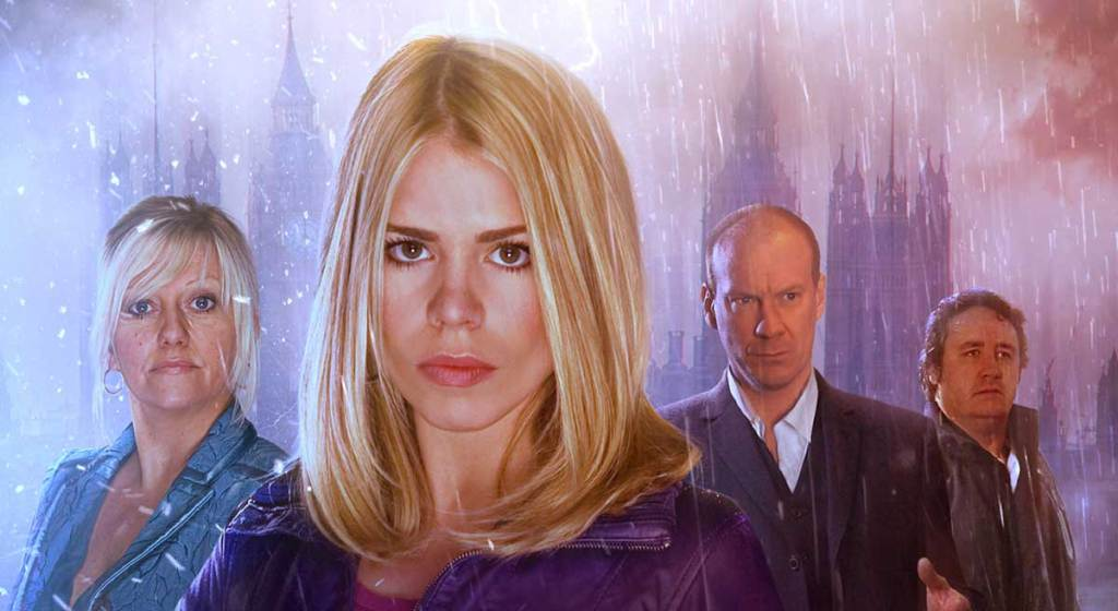 Big Finish brings Billie Piper back to flesh out Rose Tyler's journey back to the Doctor
