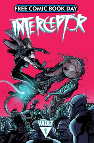 INTERCEPTOR #1 — FREE COMIC BOOK DAY 2019