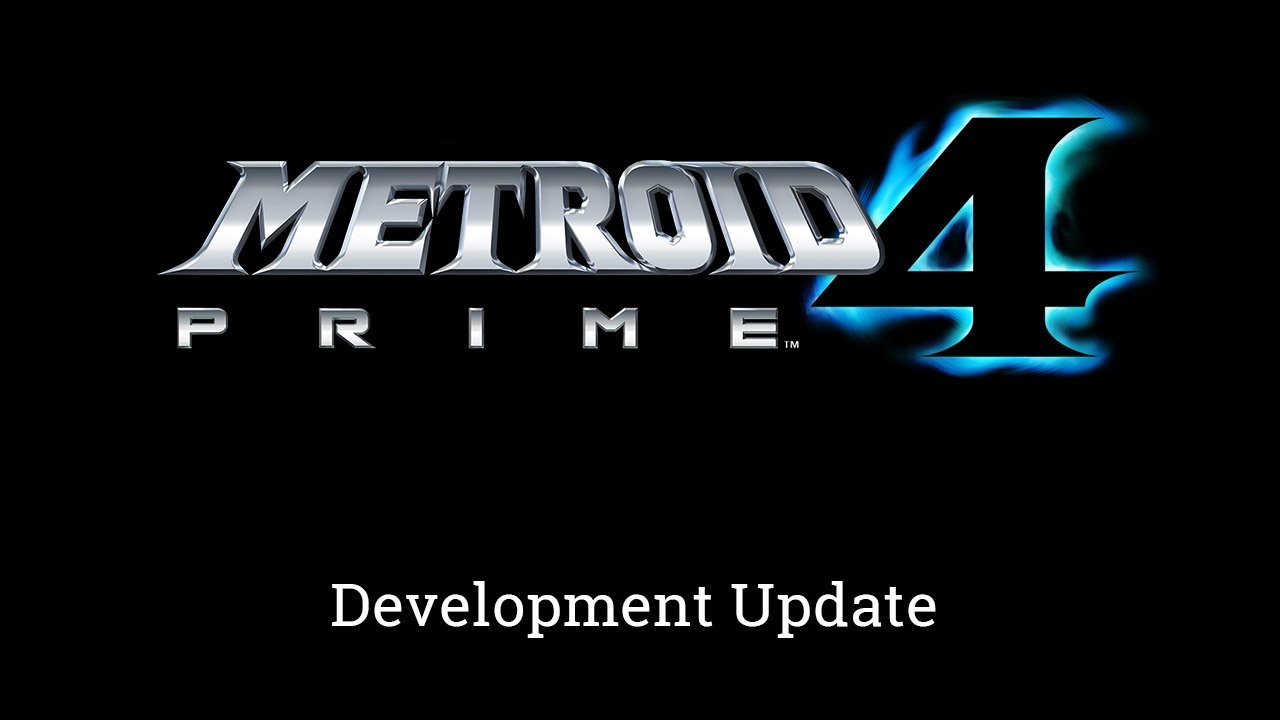 Metroid Prime 4 development update