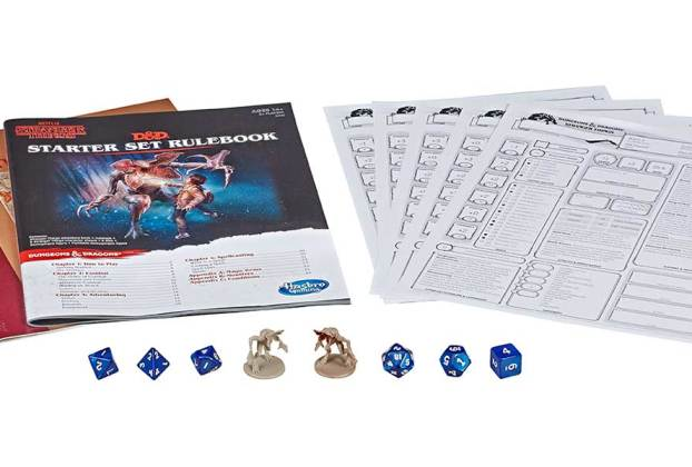 Demogorgon figure Stranger Things Dungeons & Dragons Starter Set