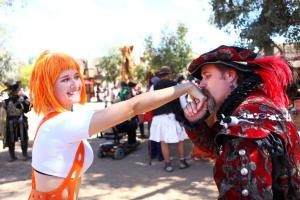 Arizona Renaissance Festival Time Traveler Weekend