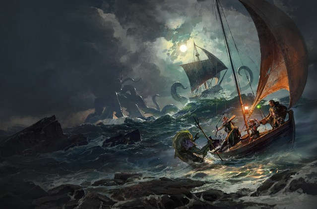 Sail the Seas in Dungeons & Dragons with Ghosts of Saltmarsh Adventure Releasing Everywhere May 21
