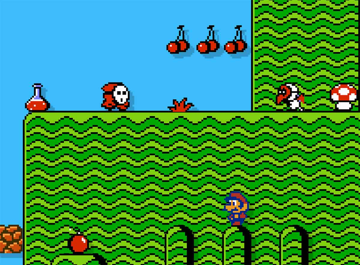 kirbys adventure nes