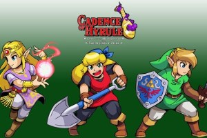 Cadence of Hyrule – Crypt of the NecroDancer