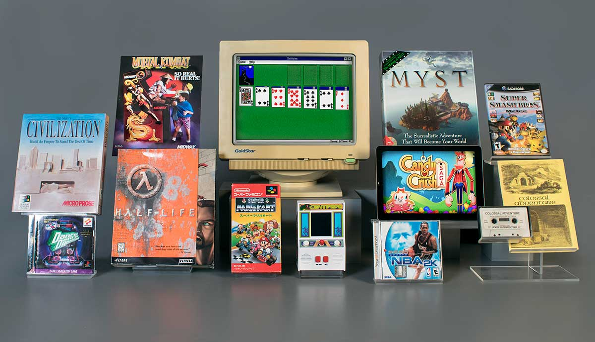 2019 World Video Game Hall of Fame Finalists