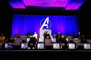 avengers endgame press conference