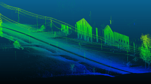 "LIDAR, which stands for Light Detection and Ranging, is ""a remote sensing method that uses light in the form of a pulsed laser to measure ranges to the Earth,"" according to the National Oceanic and Atmospheric Administration. (Photo courtesy of Quanergy Systems, Inc.)"