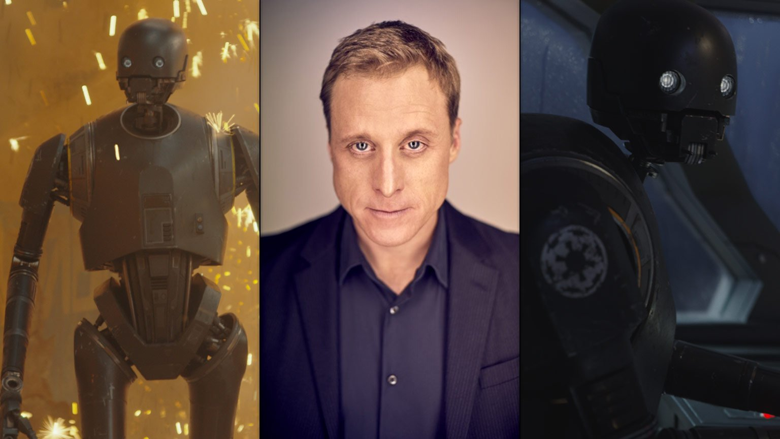 Alan Tudyk K-2SO Kaytoo