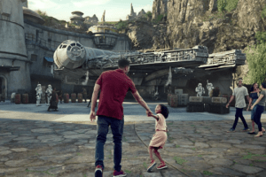Star Wars Galaxy's Edge Disney parks