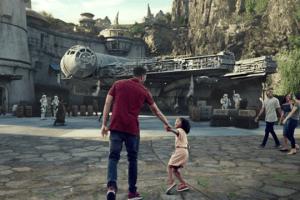 Star Wars Galaxy's Edge Disney parks