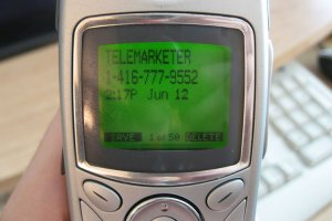 Arizona phone numbers got an average of 3 million robocalls every day in the first four months of this year, an 81 percent increase over the same period last year despite efforts to stop them. Phone scams and telemarketing are among the most common complaints to the state attorney general's office. (Photo by Chris Pirillo/Creative Commons)