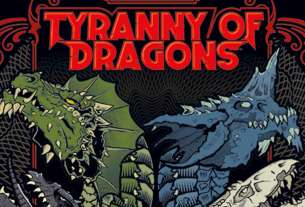 Dungeons & Dragons: Tyranny of Dragons special edition