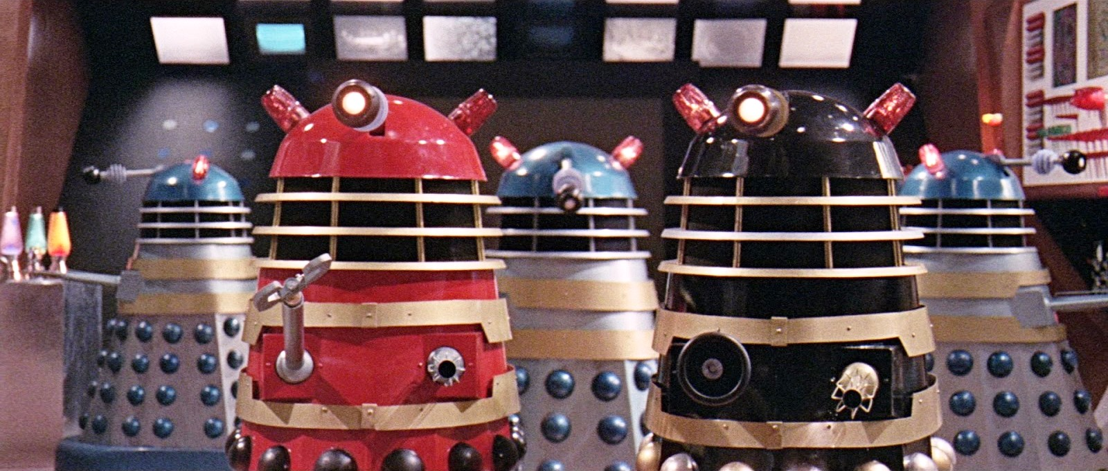 Peter Cushing's Doctor Who Dalek movies coming to Britbox