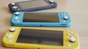 $200 Nintendo Switch Lite announced