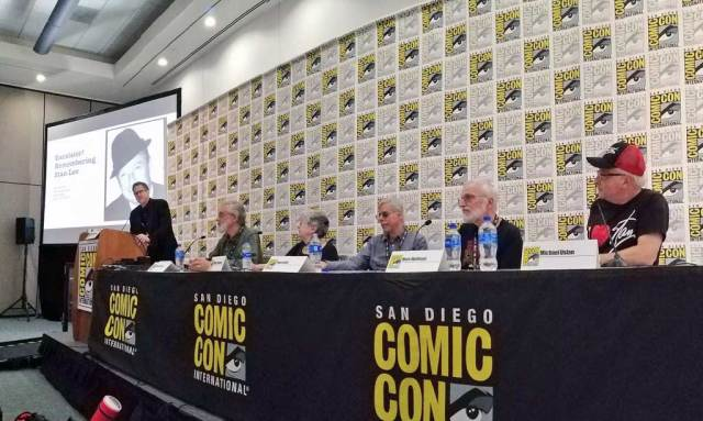 Excelsior! Remembering Stan Lee panel, San Diego Comic-Con 2019