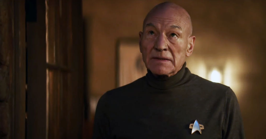 Number One needs a bath in first Star Trek: Picard clip