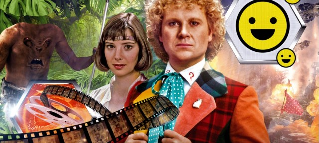 Sixth Doctor and Peri - Volume One
