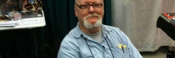 Rick Loomis at Gen Con Indy 2014
