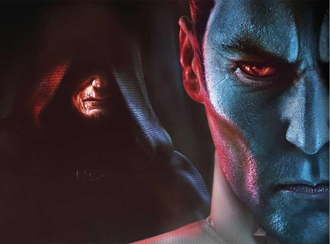 Star Wars: Thrawn: Treason
